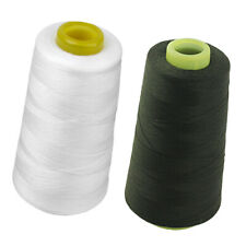 2 Roll 3000 Yards/each Polyester Sewing Thread Sewing Machines All Purpose