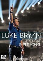 Luke Bryan - Up Close And Personal - DVD