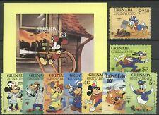 Walt Disney, Jahr des Kindes - Grenada Grenadinen - ** MNH 1979