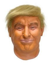 2018 Realistic Celebrity Halloween Costume President Latex New Donald Trump Mask