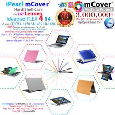 "NEW mCover® Hard Case for NEW 14"" Lenovo Ideapad FLEX 4 2-in-1 Ultrabook Laptop"