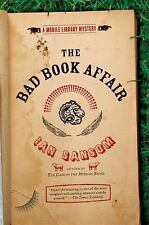 The Bad Book Affair: A Mobile Library Mystery (Mobile Library Mysterie-ExLibrary