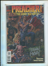 PREACHER: GOOD OLD BOYS! DYNAMIC FORCES SIGNED BY GLEN FABRY #58/1500!