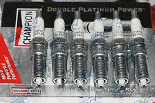 VOYAGER  3.8 3.3 CHAMPION DOUBLE PLATINUM  SPARK PLUG  6 pack 7440  RE14PLP5