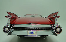 1 Cadillac Eldorado 1959 Vintage 24 sueño Concepto Deportivo 18 Carousel RED 12
