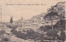 * PALESTRINA - Panorama da Villa Eloisa 1913