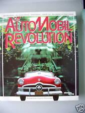 Automobil-Revolution 1989 Analayse Industrie-Phänomens
