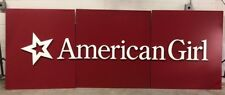 AMERICAN GIRL DOLL TOYS R US EXCLUSIVE STORE DISPLAY SIGN SCARCE 145X54 HUGE
