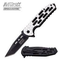 Coltello MTech Tanto Ballistic Silver MTA939SL Knife Messer Couteau Navaja