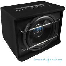 HIFONICS TS-300R 800 Watt Bassreflex Auto Subwoofer 30cm Carbonlook PKW Bassbox