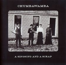 CHUMBAWAMBA : A SINGSONG AND A SCRAP / CD - TOP-ZUSTAND