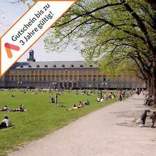 Kurzurlaub Bonn Südstadt Centro Hotel Residence 4 Tage für 2 Personen Gutschein