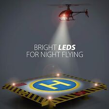 Landing Pad For Remote Control Helicopters - LED Lights Installed - Eagle Pro