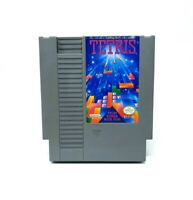 Tetris (Nintendo Entertainment System) NES Tested Authentic