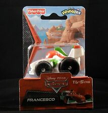Fisher Price Little People Wheelies Cars 2 Francesco - New in Box
