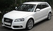 AUDI A3 08-12 PASSENGER SIDE N/S WING PRE-PAINTED TO ANY STANDARD SHADE