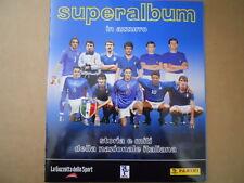 SUPER ALBUM AZZURRO Storia e miti della Nazionale Italiana - Panini 2006 [sc.48]