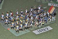 25mm napoleonic / french - infantry 36 figs - inf (16927)