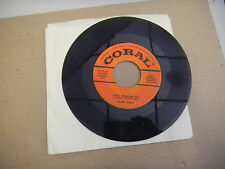 Alan Dale the birds and the bees/ the promise Coral 9-61625 45