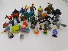 26 Piece Fastfood Toy Lot McDonald's etc. Transformers mlp minions Avatar shrek