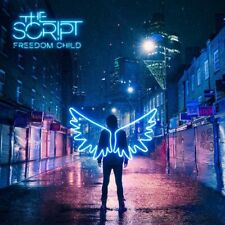 THE SCRIPT Freedom Child CD Deluxe Edition NEW 2017