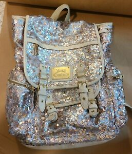 Juicy Couture Sequin Backpack