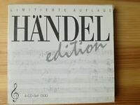 Händel Edition - Limitierte Auflage - 4 CD Set 7619929391422