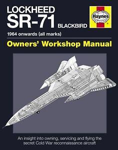 Lockheed SR-71 Blackbird - Insight into design, operation & flying