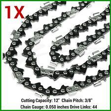 "1XChainsaw Chain 12""x44DL,3/8LP Pitch, 0.050 Gauge Baumr-AG Polesaw STIHL BBT"