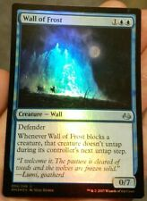 FOIL Wall of Frost Modern Masters 2017 FRESH PULL Mint + BONUS! Fast Shipping!
