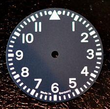 watch dial made for ETA Unitas 6497 movement big pilot aviator navigator
