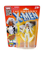 Marvel Legends Retro Uncanny X-Men 6'' STORM (White) 80 Years Hasbro NEW In Hand