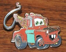 Walt Disney / Pixar 2006 Mater the Tow Truck from Cars Collectible Pin / Brooch!