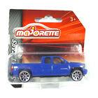 Majorette 212052791 Chevrolet Silverado blau - Street Cars 1:64 3 Inch NEU!°