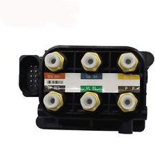 FOR AUDI Q7 4L VW TOUAREG AIR RIDE SUSPENSION SOLENOID VALVE BLOCK 7L0698014