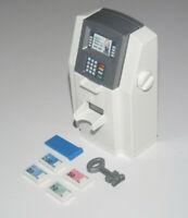 Playmobil Accessoire Décor Distributeur d'Argent ATM + Monnaie Billet NEUF