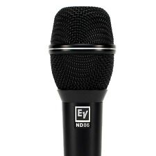ElectroVoice EV ND86 Supercardioid Vocal Microphone