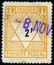 TANGER TIMBRE FISCAL