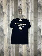 Abercrombie And Fitch Logo Moose Tee Size Small