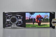 In-Dash FM Car Stereo Audio Mp3 Radio Rearview FM/USB/Aux 4'' HD 1080P Head Unit