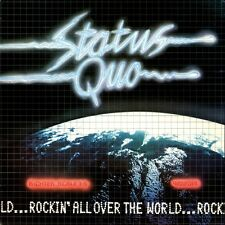 STATUS QUO - ROCKIN' ALL OVER THE WORLD (2015 REISSUE) 2 CD NEU