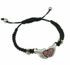 Handmade Rhinestone Adjustable Costume Bracelets