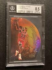 1998-99 Metal Universe Planet Metal Michael Jordan