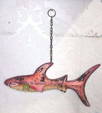 Hanging Fish Toy New Antique Shape Home Decor Decorative PS-68