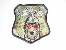 SODOM THRASH METAL EMBROIDERED PATCH