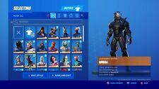 Stacked OG FORTNITE account, The Reaper(John Wick), Soccer skin,Love Ranger+more