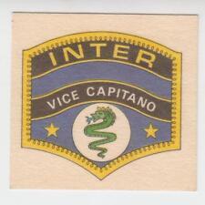 Figurina Panini Calciogrado in Texilina Inter Vice Capita Calciatori 74 - 75
