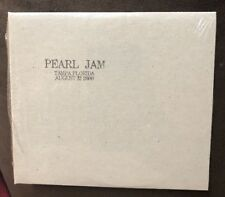 NEW 2 CD Set PEARL JAM Official Bootleg 32 TAMPA, FLORIDA August 12, 2000 LIVE