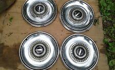 "1968 68 Buick Special SKYLARK Hubcap Rim Wheel Cover Hub Cap 14"" OEM USED 1018 4"