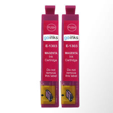 2 Magenta XL Ink Cartridges for Epson Stylus Office BX535WD & BX635FWD